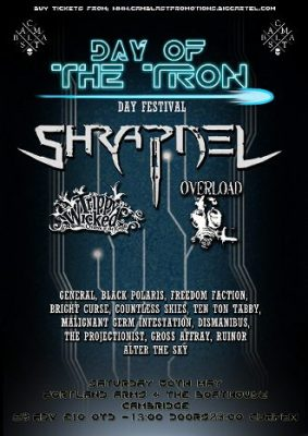 CamBlast all-dayer: Day Of The Tron @ The Portland Arms | Cambridge | United Kingdom